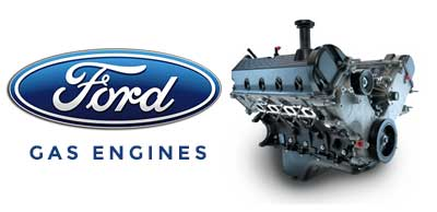 Ford OEM Gas Engines